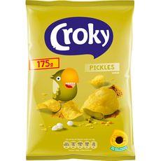 Croky chips pickles 175g