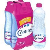 Contrex eau minérale naturelle 4x75cl