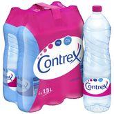 Contrex eau minérale naturelle 6x1,5l