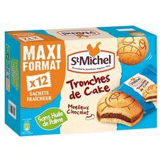 St Michel tronches de cake maxi format 350g