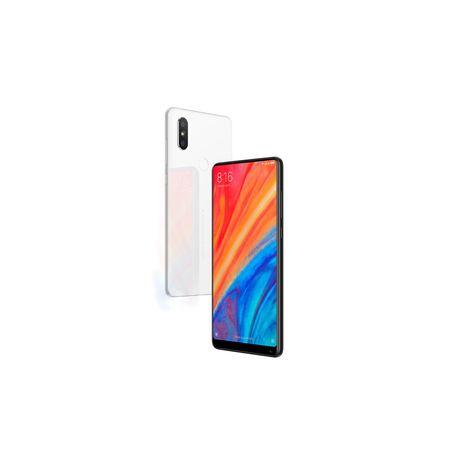 XIAOMI Smartphone Mi MIX 2S - 64 Go - 5.9 pouces - Blanc