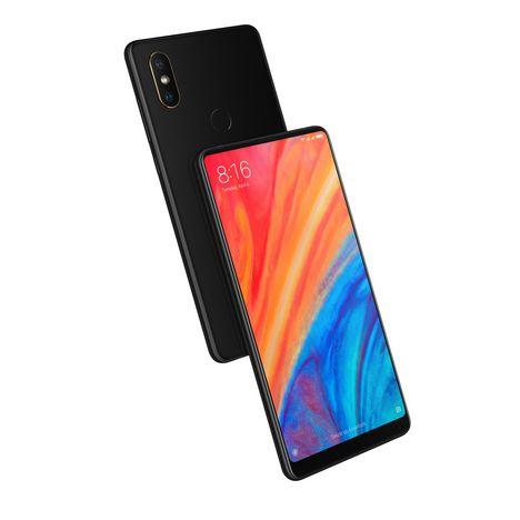 XIAOMI Smartphone Mi MIX 2S - 128 Go - 5.9 pouces - Noir