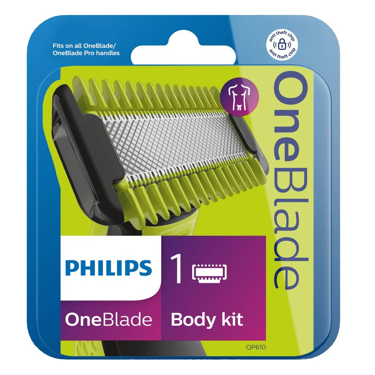 PHILIPS Lame + sabot  QP 610/55