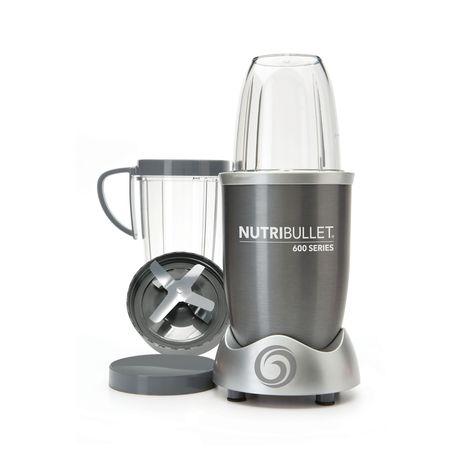NUTRIBULLET Blender Nutribullet NUTRI600G - Gris
