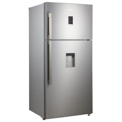 BEKO Réfrigérateur 2 portes DN161220DX, 565 L, Froid No Frost