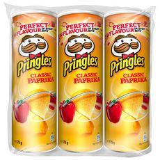 Pringles sweet paprika 3x175g