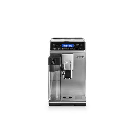 DELONGHI Expresso broyeur à grains ETAM 29.660SB Authentica cappuccino - Argent