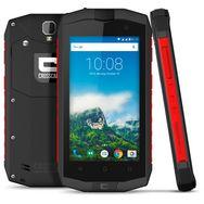 CROSSCALL Smartphone Trekker M1 Core + Verre trempé - 16 Go - 4.5 pouces - Anthracite et Rouge