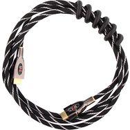 TNB Passe câble CLIPTWISTBK-noir-pack de 2