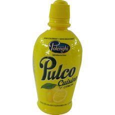 Pulco Jus de citron jaune 125ml