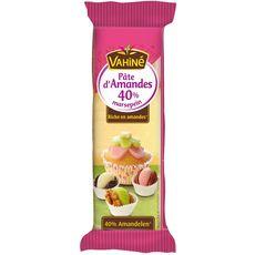 VAHINE Vahiné pâte d'amande tricolore 150g