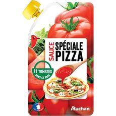 Auchan sauce pizza 300g