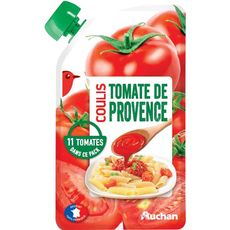 Auchan coulis tomate 300g