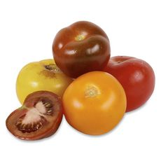 Tomates rondes 4 couleurs 500g
