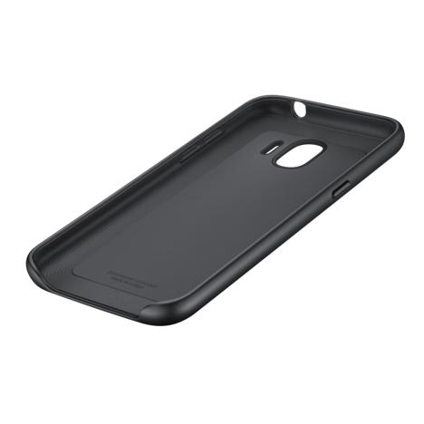 SAMSUNG Coque pour Galaxy J2 Pro - noir