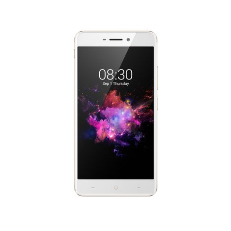 NEFFOS Smartphone X1 Max - 32 Go - 5.5 pouces - Or - Double SIM