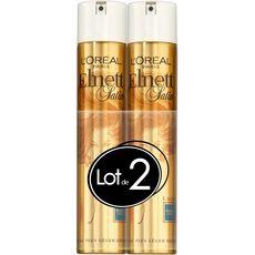 L'Oréal Elnett laque satin fixation forte 2x300ml
