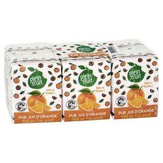 Plein Fruit 100% pur jus d'orange 6x20cl