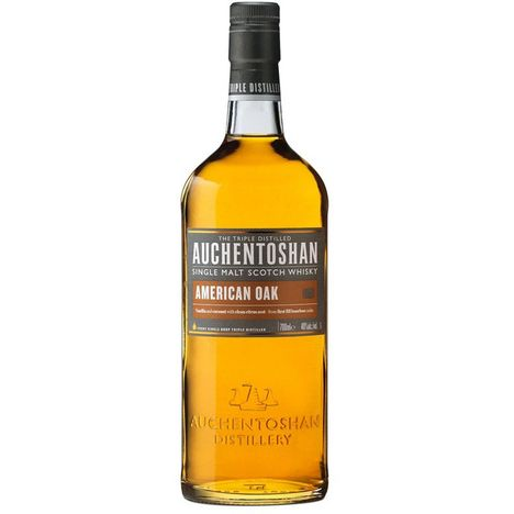 AUCHENSTOSHAN Scotch whisky single malt american oak 40%
