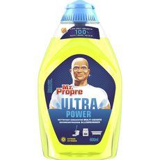 Mr. Propre gel liquide citron 600ml