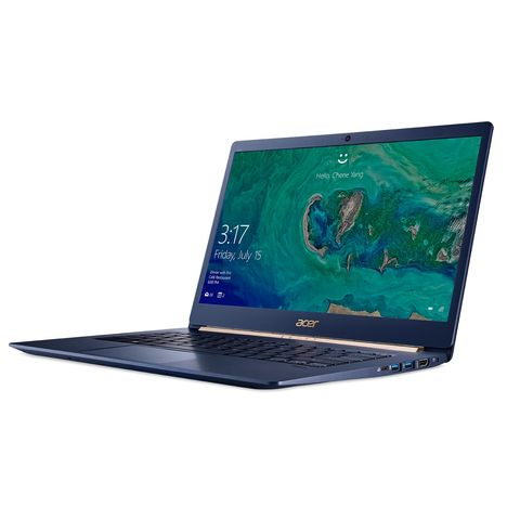ACER Ordinateur portable Swift 5 SF514-52T - 256 Go - Bleu