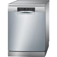 BOSCH Lave-vaisselle pose libre SMS68TI02E,13 couverts, 60 cm, 40 dB, 8 Programmes