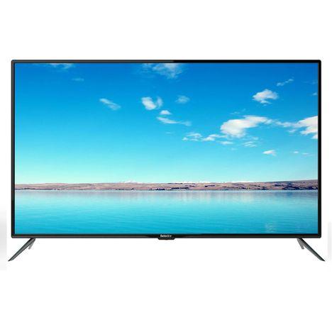adc27088e32 55S18 TV LED 4K UHD 139 cm SELECLINE pas cher à prix Auchan