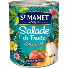 St Mamet salade de fruits 850g
