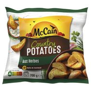 Mc Cain country potatoes 700g