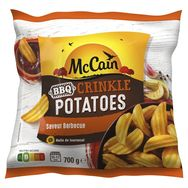 Mc Cain crinkle potatoes 700g