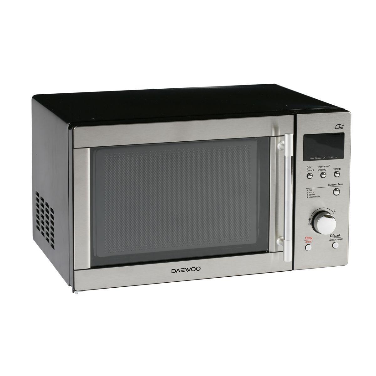 Four micro ondes grill KOG -9G7R - Inox