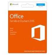 MICROSOFT Microsoft Office 2016 Famille & Etudiant