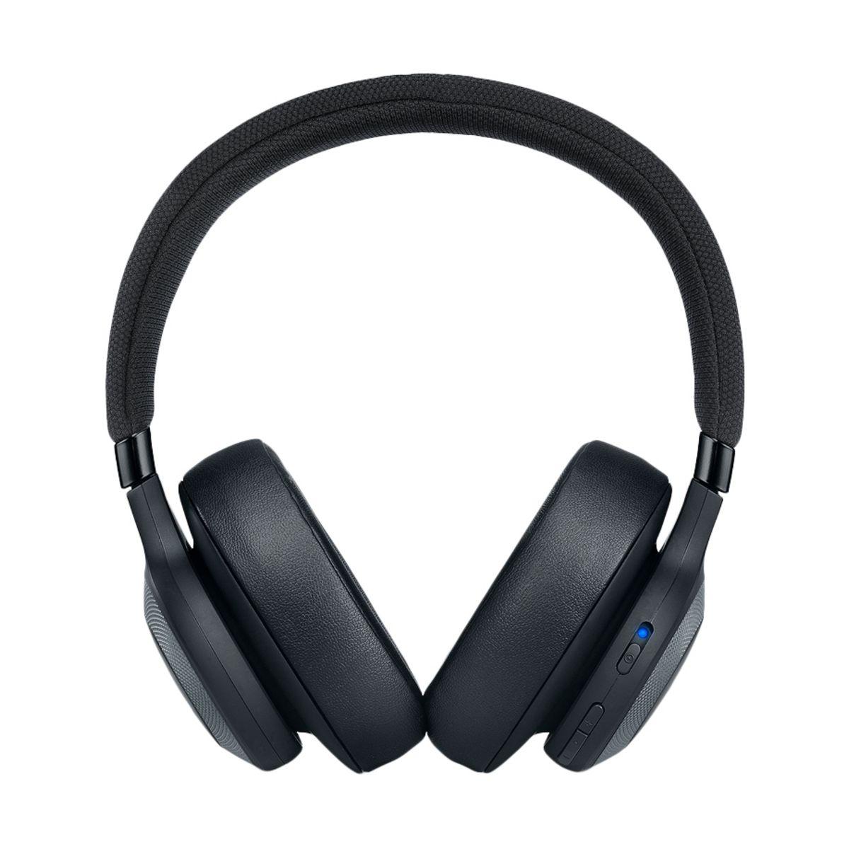 Casque audio circum-aural - Bluetooth 4.0 et Jack 3.5m - Jusqu'à 24 h d'autonomie - E65BTNC Noir