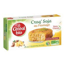 Céréal Bio croq'soja fromage 200g