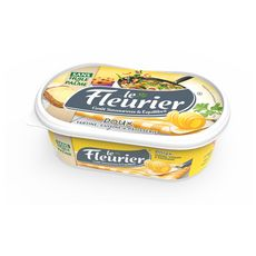 LE FLEURIER Margarine doux allégé 52% MG 250g