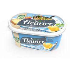 LE FLEURIER Matière grasse demi-sel tartine cuisine et pâtisserie 100g