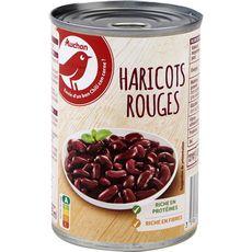 AUCHAN Haricots rouges 250g