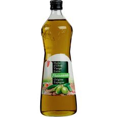 Auchan huile d'olive extra-vierge puissante 1l