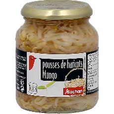 AUCHAN Auchan pousses de haricots mungo bocal 175g