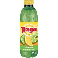 Pago citron citron vert 75cl