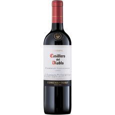 Casillero del Diablo CASILLERO DEL DIABLO Chili Cabernet-sauvignon rouge