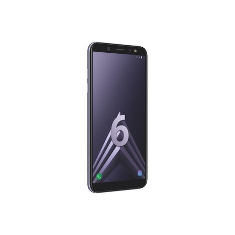 Smartphone Galaxy A6 32 Go 5.6 pouces Bleu argenté