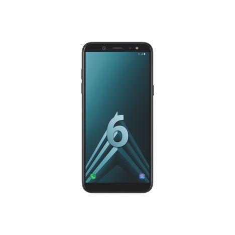 SAMSUNG Smartphone - Galaxy A6 - 32 Go - 5.6 pouces- Noir- Double SIM