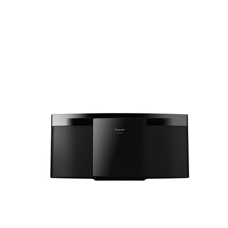 PANASONIC Mini-chaîne Hi-Fi Bluetooth - Noir - HC 200-K