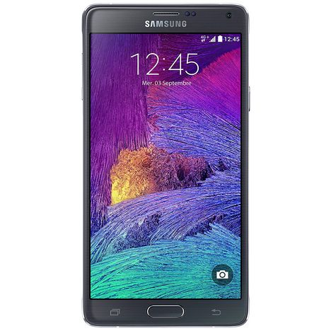 SAMSUNG Smartphone Galaxy Note 4 - Reconditionné Grade A - 32 Go - Noir