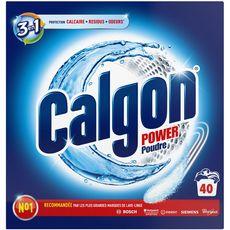 Calgon poudre 2en1 40 doses -1kg