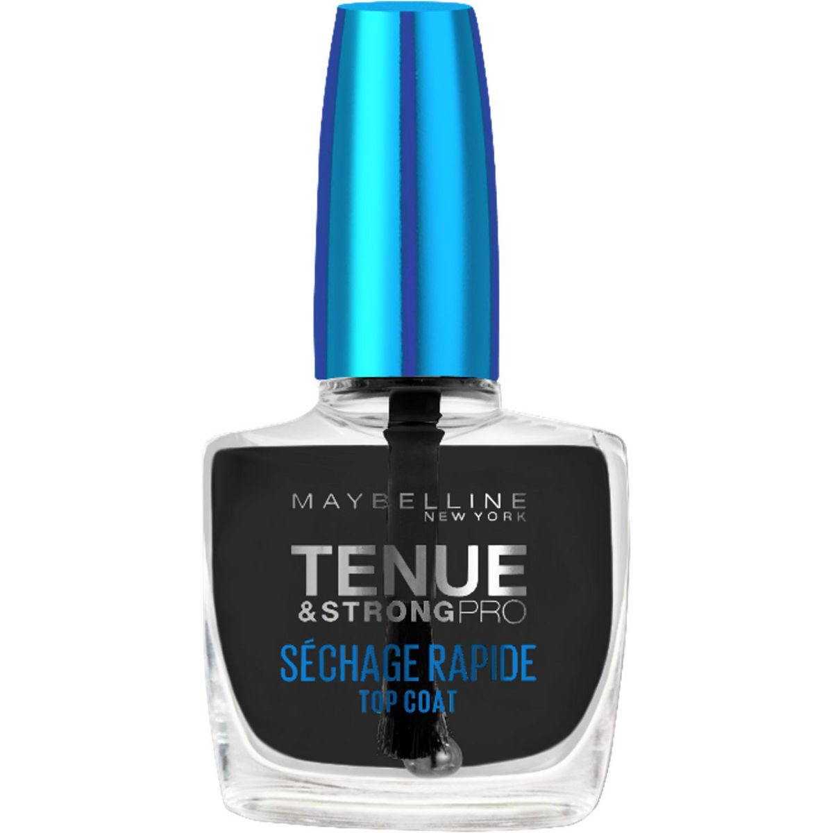 Maybelline vernis à ongles sèche vite top coat anti theft