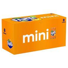 Fanta mini frigopack 8x15cl