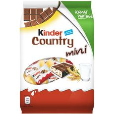 KINDER Kinder country mini x40 -210g