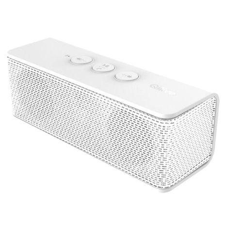 QILIVE Enceinte portable - Bluetooth - Q1019 - Blanc